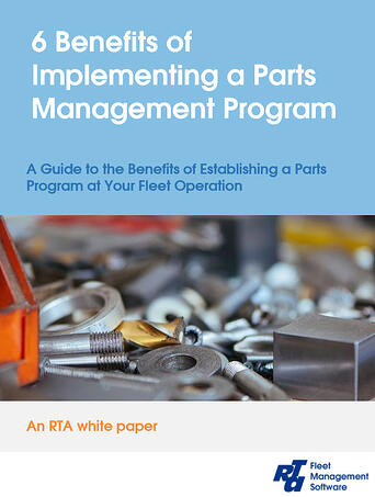 Parts Management Cover Image