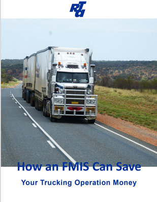 Trucking white paper cover