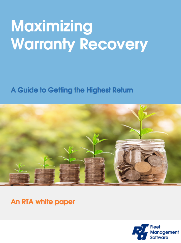 Warranty Recovery whitepaper